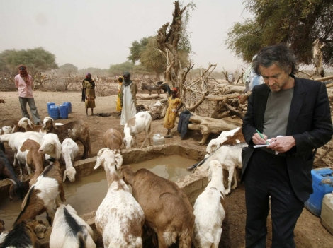 EXCLUSIVE FILES: Bernard Henri Levy in Darfur
